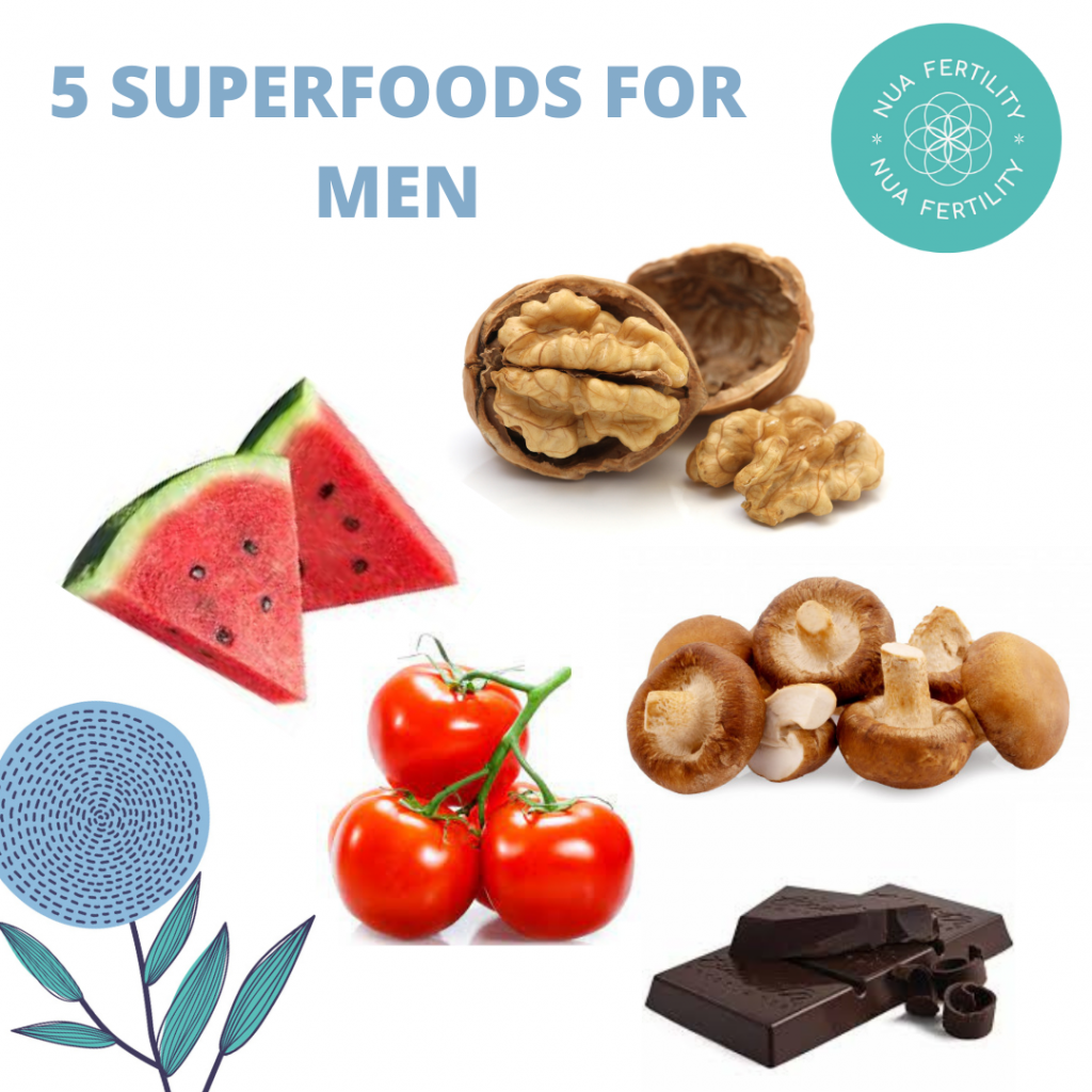 superfoods for men